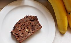 Choc Banana Bread
