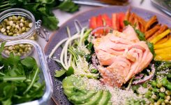 Salmon Salad – Lunchtime Adventures